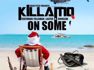 DJ KillaMo – On Some