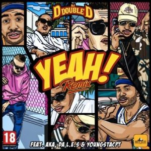 Yeah (Remix) Mp3 ft. AKA, Da L.E.S & YoungstaCPT