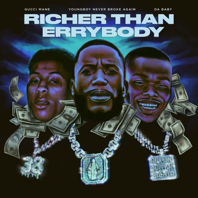 Gucci Mane – Richer Than Errybody Ft Dababy
